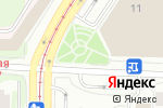 Схема проезда до компании Ок-Dekor в Москве
