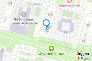 Сдается двухкомнатная квартира в Москве Чертановская ул., 7к2