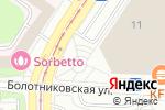 Схема проезда до компании Династия плюс в Москве