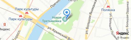 Tuningmonstrs на карте Москвы
