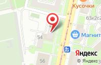 Схема проезда до компании Гра-Фикс в Москве