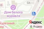 Схема проезда до компании Оздоровительный центр Одинцева Матвея в Москве