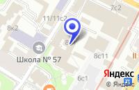 Схема проезда до компании ТФ ДПИ-ДОРМА в Москве