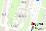Схема проезда до компании СДЮСШОР №42 в Москве