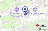 Схема проезда до компании ТРАНСПОРТНАЯ КОМПАНИЯ АВТОЛАЙН в Москве