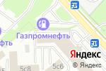 Схема проезда до компании Холдинг АРС в Москве