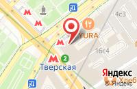 Схема проезда до компании Мн-Недвижимость в Москве