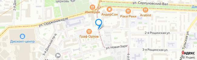 проезд Рощинский 1-й