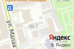 Схема проезда до компании Хора в Москве