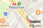 Схема проезда до компании Инфобизнес в Москве