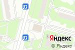 Схема проезда до компании Мрав в Москве