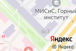 Схема проезда до компании Горняцкая смена в Москве