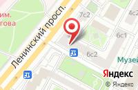 Схема проезда до компании Спецпромстрой в Москве