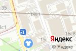 Схема проезда до компании Термозит-Север в Москве