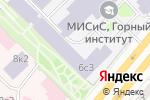 Схема проезда до компании DALS в Москве