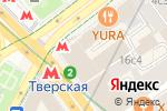 Схема проезда до компании ShubMarket в Москве