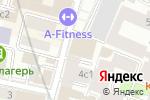 Схема проезда до компании Нотариус Адлейба С.П. в Москве