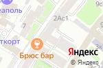 Схема проезда до компании Сонодент в Москве