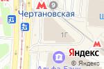 Схема проезда до компании Здоров.ру в Москве