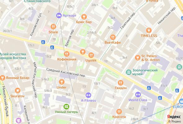продажа квартир Bvlgari Hotel & Residences Moscow