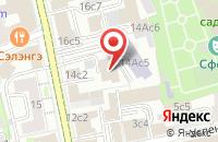 Схема проезда до компании ИКБ СТРОЙСЕВЗАПБАНК в Дмитрове