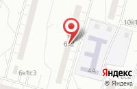 Схема проезда до компании Южно-Уральское производственное объединение в Москве