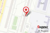Схема проезда до компании Полиграфическая Студия Колорит в Москве