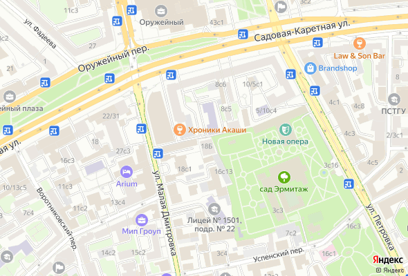 жилой комплекс Chekhov (Чехов)