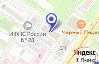 Схема проезда до компании АПТЕКА 24 ЧАСА в Москве