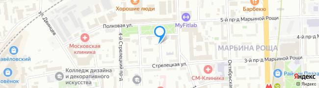 проезд Стрелецкий 2-й