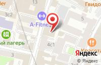 Схема проезда до компании Инжиниринг Групп в Москве