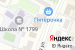 Схема проезда до компании Mr. Шин в Москве