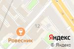 Схема проезда до компании Royal Fresh в Москве