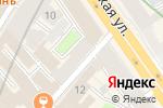 Схема проезда до компании Рутэния в Москве