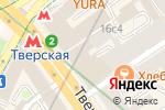 Схема проезда до компании Aromare в Москве