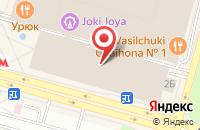 Схема проезда до компании Рекламная Производственная Компания «Ога» в Москве