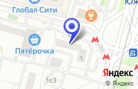 Схема проезда до компании НОТАРИУС МАКАРОВА Т.В. в Москве