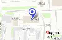 Схема проезда до компании ТОРГОВАЯ ОРГАНИЗАЦИЯ САМБАСТРОЙ в Москве