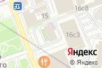 Схема проезда до компании Мартинекс в Москве
