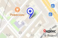 Схема проезда до компании АКБ ЕКАТЕРИНИНСКИЙ в Москве