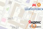 Схема проезда до компании МегаЗабор в Москве