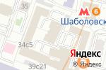 Схема проезда до компании РаТехНик в Москве
