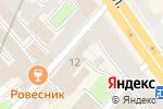 Схема проезда до компании Тур-Сервис Интернейшнл в Москве