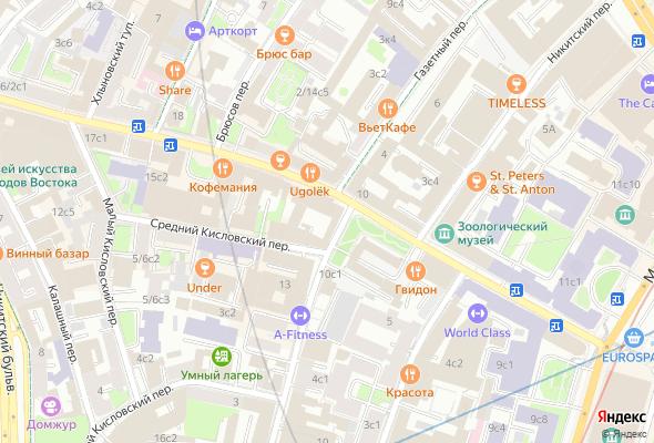 купить квартиру в ЖК Bvlgari Hotel & Residences Moscow