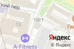 Схема проезда до компании Деликат франц в Москве