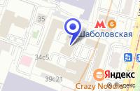 Схема проезда до компании СТУДИЯ ЗВУКОЗАПИСИ ПРО-САУНД МЬЮЗИК в Москве