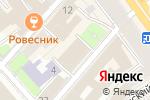 Схема проезда до компании Dla Piper в Москве