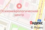 Схема проезда до компании Научно-практический психоневрологический центр им. З.П. Соловьева в Москве