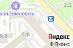 Схема проезда до компании На Огородном проезде в Москве