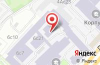 Схема проезда до компании Блю Скай Пинк Харт в Москве
